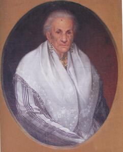 Juana Pastor de Martínez. Por Luis García Hevia. 1849.