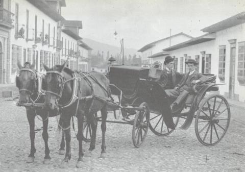 Sector La Alhambra. Benjamín de la Calle. 1905. Archivo Fotográfico BPP