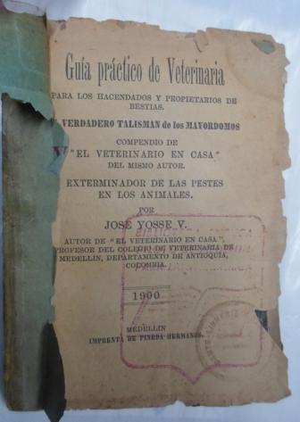 Guía práctico de veterinaria